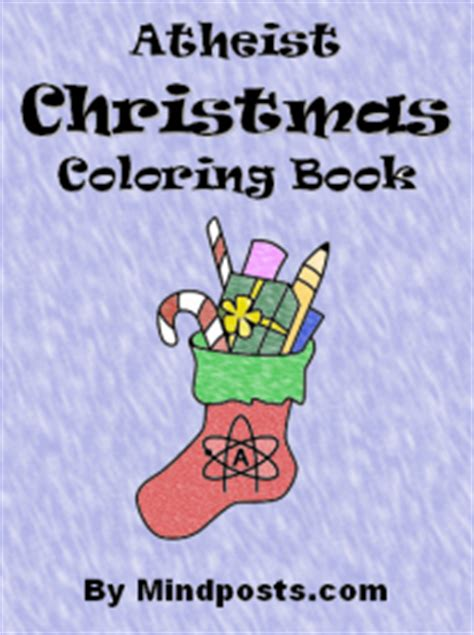atheist coloring book books celebrate a rational with the atheist