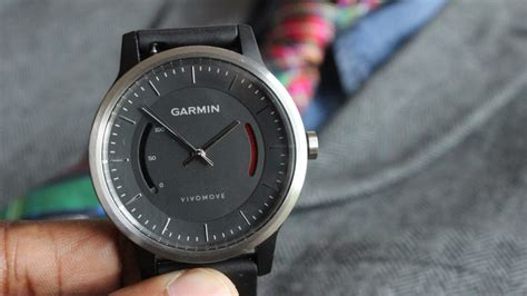 Garmin Vivomove Sport Black garmin vivomove review