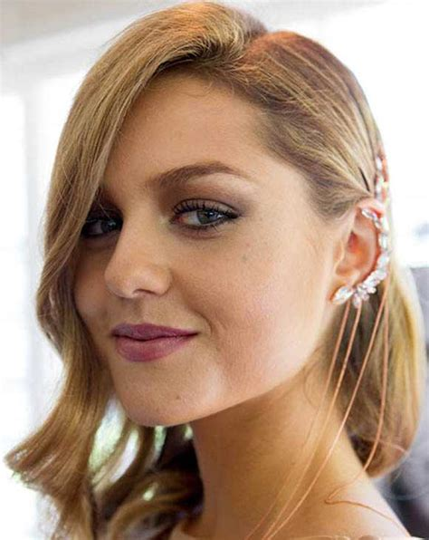 hair styles with deep side parts side part hairstyles 2016 and haircuts