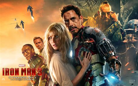 film mandarin new iron man 3 movie posters mifty is bored