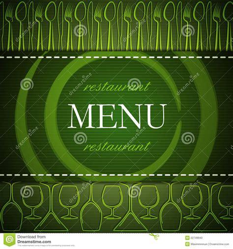 restaurant cover layout restaurant menu design stock illustration illustration of