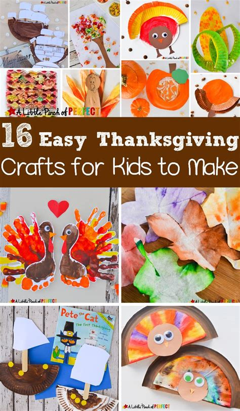 easy thanksgiving craft for best 25 easy thanksgiving crafts ideas on