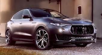 Maserati Truck Novitec S Suv Is A 500 Horsepower Maserati Levante