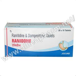 Ranitidine Shelf by Ranitidine Domperidone Tablets Ranitidine