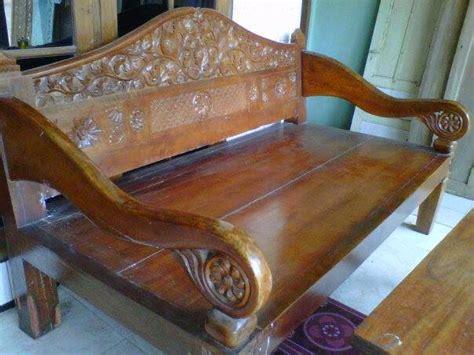 model gambar kursi resban kayu antik  kuno terbaru