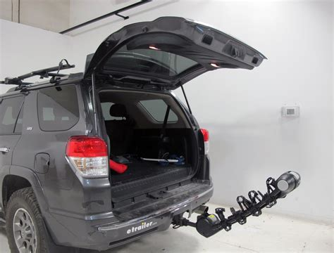 bike rack for bmw x3 bmw x3 thule vertex 4 bike rack 1 1 4 quot and 2 quot hitches tilting