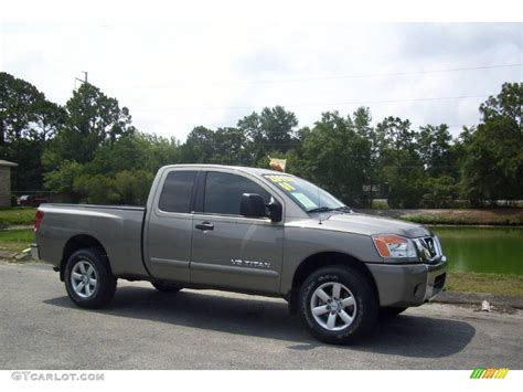 2008 Nissan Titan by 2008 Desert Nissan Titan Se King Cab 4x4 13015857