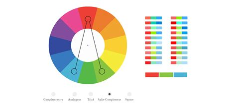 complementary colors generator 12 best color scheme generator web apps for designers