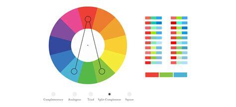 complementary colors generator 12 best color scheme generator web apps for designers