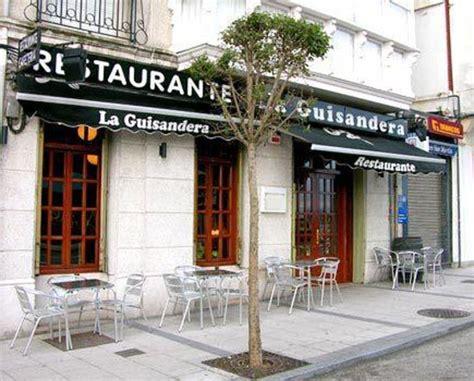 Restaurante La Bajura Santander restaurante la guisandera en santander con cocina otras cocinas espa 241 olas gastroranking es
