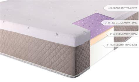 dreamfoam bedding review ultimate dreams 13 inch gel memory foam mattress reviews