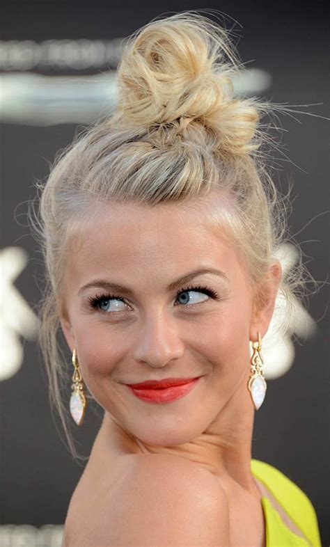 julianne hough thin hair 28 classy updos for thin hair ideas to inspire you