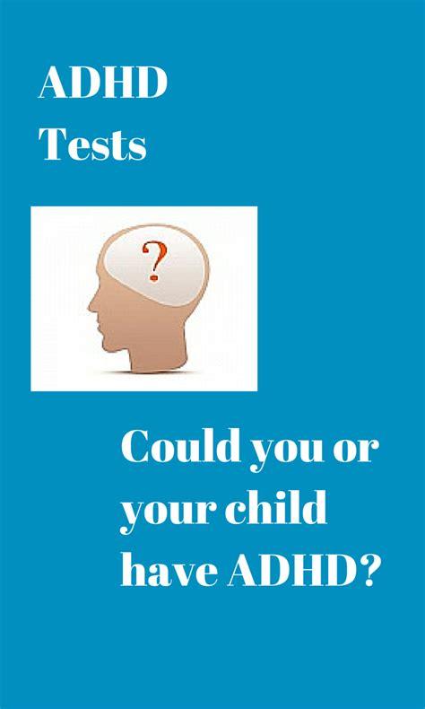 test adhd adhd screening tests add freesources