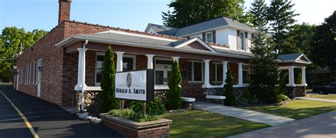 Smith Funeral Home by Home Gerald A Smith Funeral Home Located In Harrow Ontario