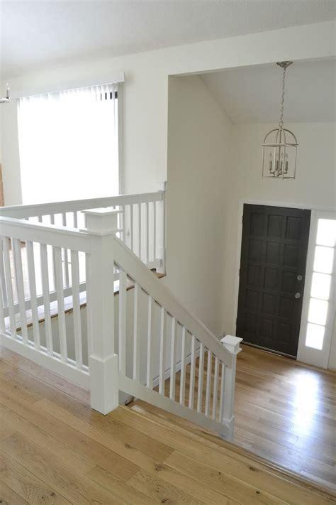 ideas  painted stair railings  pinterest