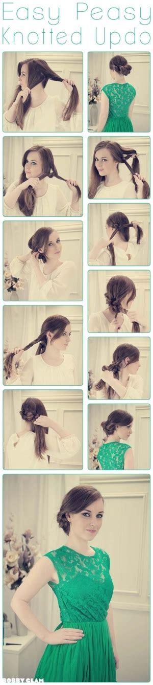 Diy Updo Hairstyles by Diy Beaded Headband Updo Hairstyle Diy Beaded Headband