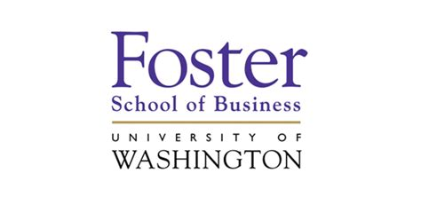 Of Washington Foster School Of Business Mba Gmat Waiver by Walsh Designlogos Archives Walsh Design Logos
