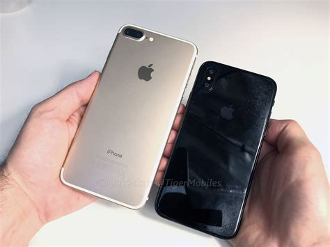 iphone 8 a confronto con iphone 7 e iphone 7 plus da ogni