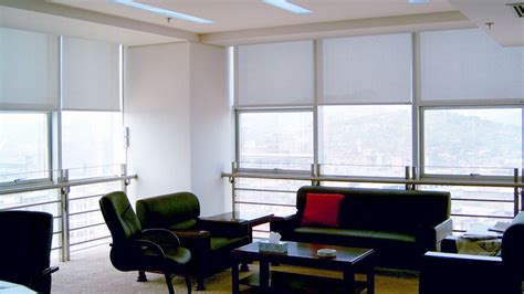 curtains for office choosing curtain or blinds for office