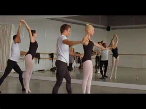 kenny wormald center stage on pointe kenny wormald rachele brooke smith center stage turn