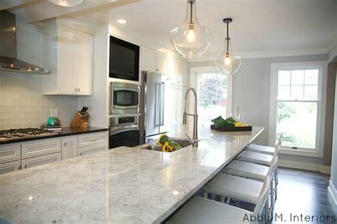 White Dove Kitchen Cabinets by Colonial White Granite Granite Countertops Slabs Tile
