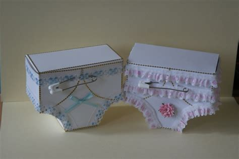 3d Baby Card Templates by Baby Nappy Frilly Knickers Template With Display Box