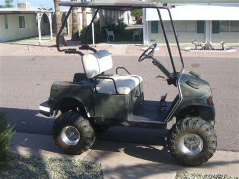 hyundai golf cart dune sport paddle tires espotted