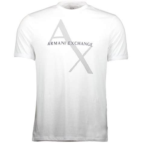 T Shirtskaos Priaemporio Armani 1 armani exchange mens armani exchange t shirts from robert goddard uk