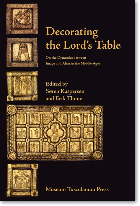 profane at the altar of the lord books decorating the lord s table on the dynamics between image