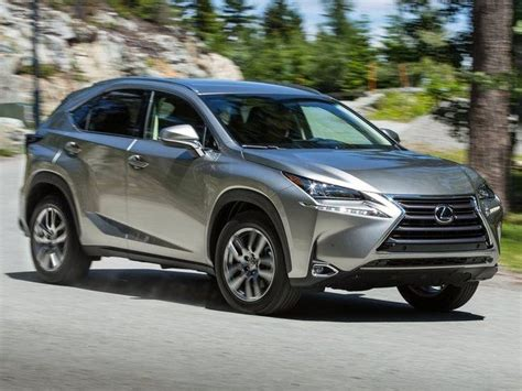 lexus crossover 2015 lexus to build smaller nx crossover cars co za