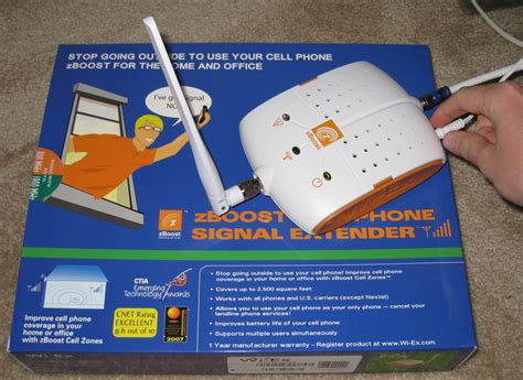 boost cell phone signal