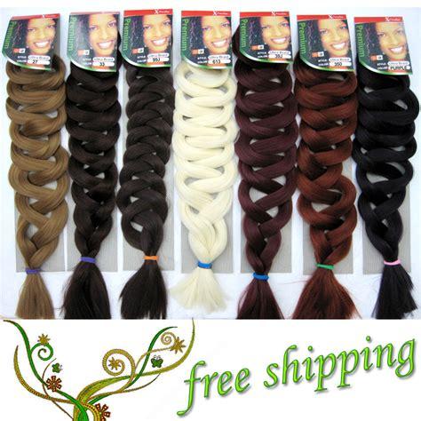 ultra light braiding hair 1pc xpression braiding hair premium xpression ultra braid