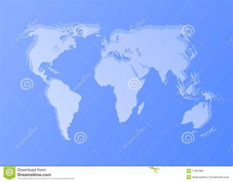 royalty free world map world map royalty free stock photo image 11967885