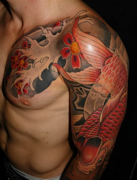 amazing fish tattoo ideas for men tattoos for men