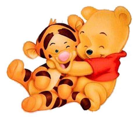 imagenes de winnie pooh y sus amigos bebes para colorear baby pooh tigger pooh and friends pinterest tigger