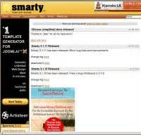Smarty Net Is Smarty Php Template Engine Down Right Now Smarty Web Template