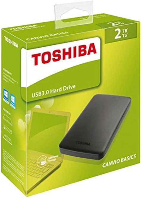 Hardisk Eksternal Toshiba Canvio Usb 3 0 2tb Original Black Series toshiba hdtb320ek3aa 2tb canvio basics usb 3 0 2 5 ext hdd black