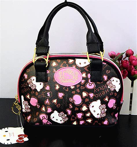 women girl  kitty bag messenger bag shoulder bag