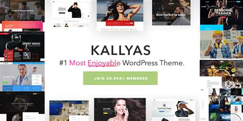 themeforest kallyas 14 advanced multipurpose wordpress themes for any type of