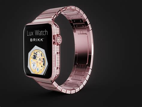 lux  omni  pink gold