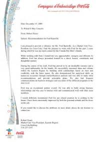 cover letter recommendations recommendation letter