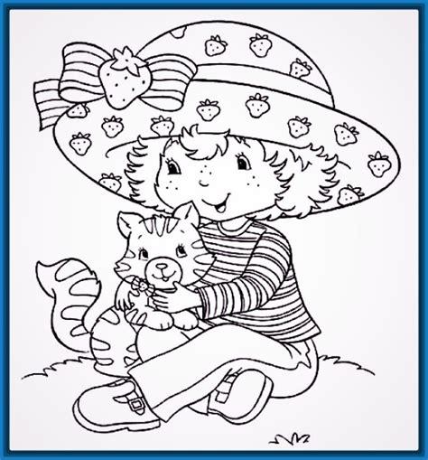 imagenes infantiles tiernas para colorear imprimir archivos dibujos para dibujar
