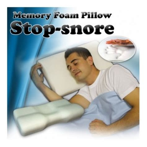 Pillows To Help Stop Snoring by Pillows Comfort Pedic Stop Snore Pillow Was Sold For R1