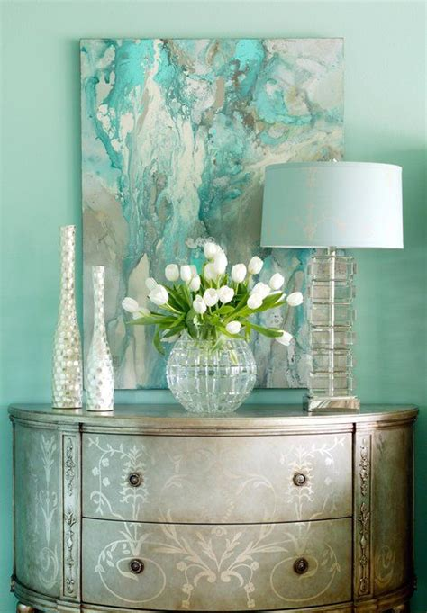 Artsy Bedrooms 25 best ideas about turquoise painting on pinterest