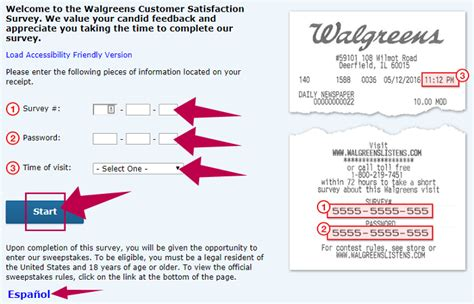 Wagcares Sweepstakes Rules - walgreens survey 3 000 cash prize sweepstakes