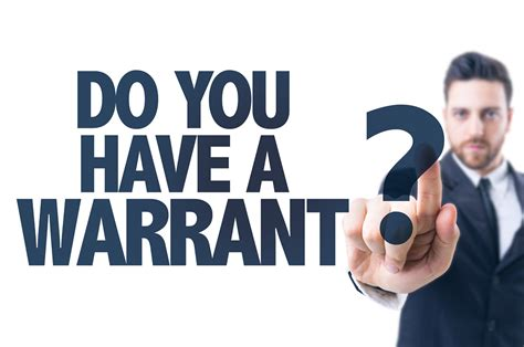 Search Warrant Requirements Free Arrest Warrant Search Searchquarry