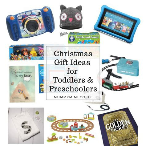 christmas gift ideas for toddlers preschoolers mummy mimi