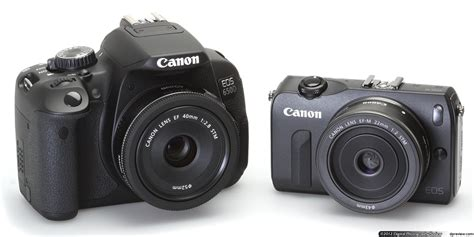 canon m canon eos m on preview digital photography review