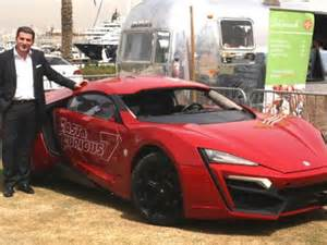 Car In Dubai Furious 7 Meet Vin Diesel S 3 4m Car From Furious 7 Gulfnews