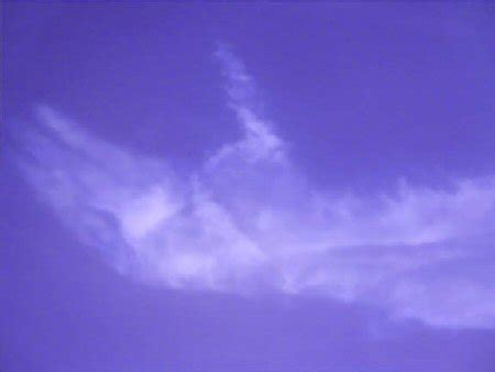 hand of god cloud a prophet in the making quot god has big hands the devil is